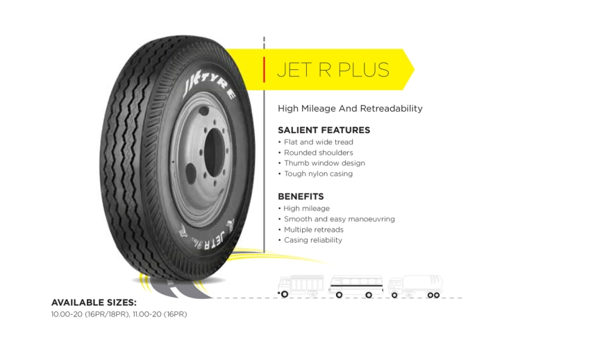 Heavy Commercial Tyres